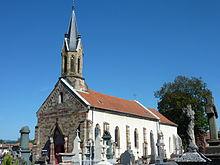 photographie de la chapelle de Brasse de Belfort