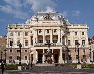 The Slovak National Theatre Author Rafal Konko...