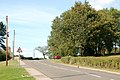 Braunston High Street looking north up the hill from the A45 - geograph.org.uk - 1483937.jpg