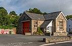 Braunton (Devon, UK), Fire Station -- 2013 -- 00156.jpg
