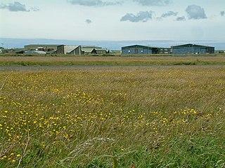 Cawdor Barracks airport in the United Kingdom
