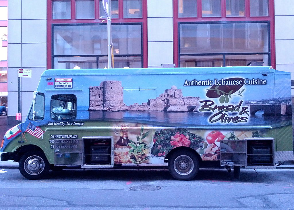 Healthy Food Truck Business