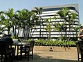 Breakfast @ open roof of JW Marriott, Bangkok - panoramio.jpg