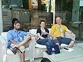 Breaks - Wikimania 2011 P1030972.JPG