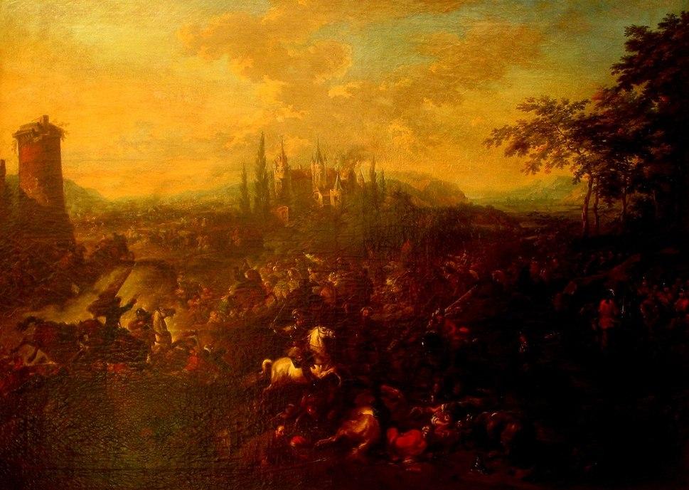 Bredael Schlacht bei Peterwardein