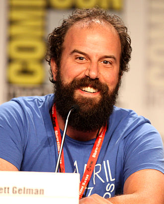 Brett Gelman - Gelman at San Diego Comic-Con, July 2011