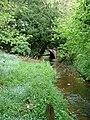 Bridge over stream - geograph.org.uk - 428191.jpg