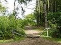 Bridleway off Wolvens Lane, Surrey - geograph.org.uk - 1405016.jpg