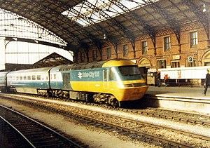 1976 in the United Kingdom - InterCity 125