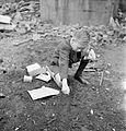 Britain's Youth Prepares- Boys Create Allotments on Bomb Sites, London, England, 1942 D8950.jpg