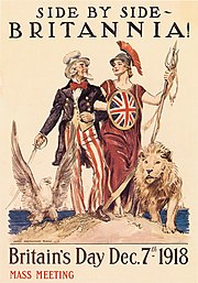 england and america special relationship definition