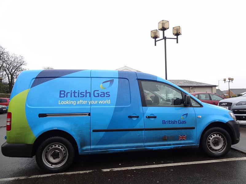 File:British gas van.JPG