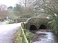 Broadhembury, bridge over the River Tale - geograph.org.uk - 104881.jpg