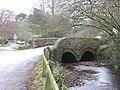 Broadhembury, bridge over the River Tale - geograph.org.uk - 104881.jpg