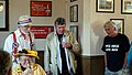 Broadstairs Folk Week Traditional folk song A cappella session in 2016 no.3.jpg