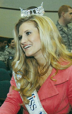 Miss Maryland - Brooke Poklemba, Miss Maryland 2009