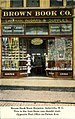 Brown Book Co., Exterior, this is the first store you should visit, opposite Post Office on Patton... (NBY 2375).jpg