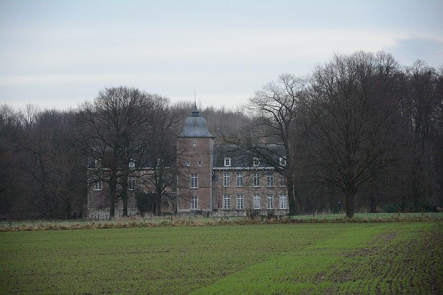 Kasteel van Nieuwermolen, Bruggeveldstraat 28, Sint Ulriks - Kapelle