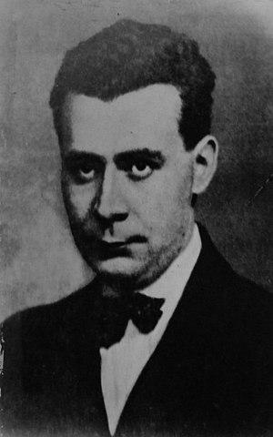 Blaga, Lucian (1895-1961)