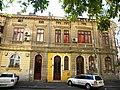 Bucuresti, Romania, Strada Hristo Botev nr. 6 (imobil) sect. 3 (detaliu 3).JPG