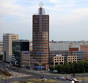 Ilmet - Image: Budynek Ilmet Warszawa