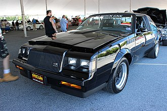 Buick Regal - Buick Regal GNX