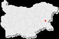 Bulgarovo location in Bulgaria.png