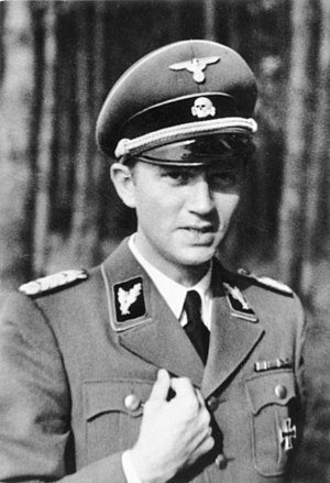 Chanel - Chanel's spymaster: General Walter Schellenberg  Chief of the Sicherheitsdienst.