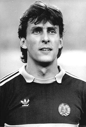 René Müller - Müller in 1986