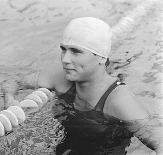 Eva Wittke German swimmer