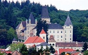 Abensberg-Traun - Image: Burg Maissau