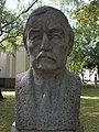Bust of Béla Iványi-Grünwald by Andreas Papachristos, Katona József Park, 2016 Hungary.jpg