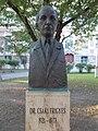 Bust of Frigyes Csáky by Ivan Paulkovics, 2016 Ujbuda.jpg