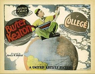 <i>College</i> (1927 film) 1927 film