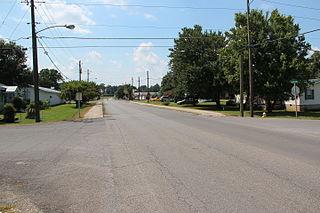 Eton, Georgia City in Georgia, United States