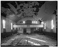 CHURCH INTERIOR FACING BALCONY. - St. Michael's Catholic Church, 15 Homestead Avenue, Smithfield, Providence County, RI HABS RI,4-SMIF,1-4.tif