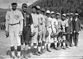 Cadomin-Mountain Park All-Stars, winners of the 1923 Baseball Tournament, Diamond Park, Edmonton (25840679964).jpg
