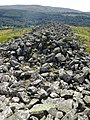 Caer Drewyn Celtic Hillfort between the Clwydian Range and the Berwyn Mountains, Corwen, Wales; early Iron Age 40.jpg