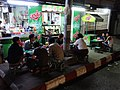 Cafe Scene at Night - Mawlamyine (Moulmein) - Myanmar (Burma) (11954302703).jpg