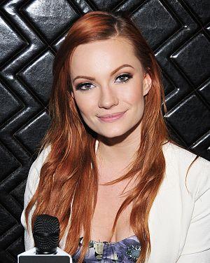 Caitlin O'Connor - O'Connor, Hollywood California on March 3, 2016
