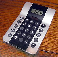 A basic calculator