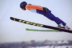 Skihopper i Calgary