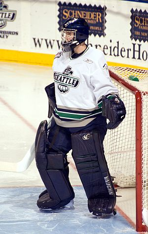 2010 NHL Entry Draft - Calvin Pickard of the Seattle Thunderbirds (WHL) was the top-rated North American goalie.