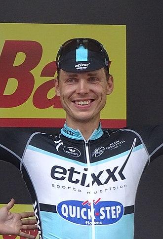 Tony Martin (cyclist) - Martin at the 2015 Tour de France