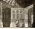 Camera, bozzetto di Antonio Basoli per Amori all'armi (1813) - Archivio Storico Ricordi ICON011826.jpg
