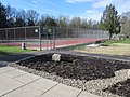 Camille Park, Beaverton, OR 2012 - tennis courts.JPG