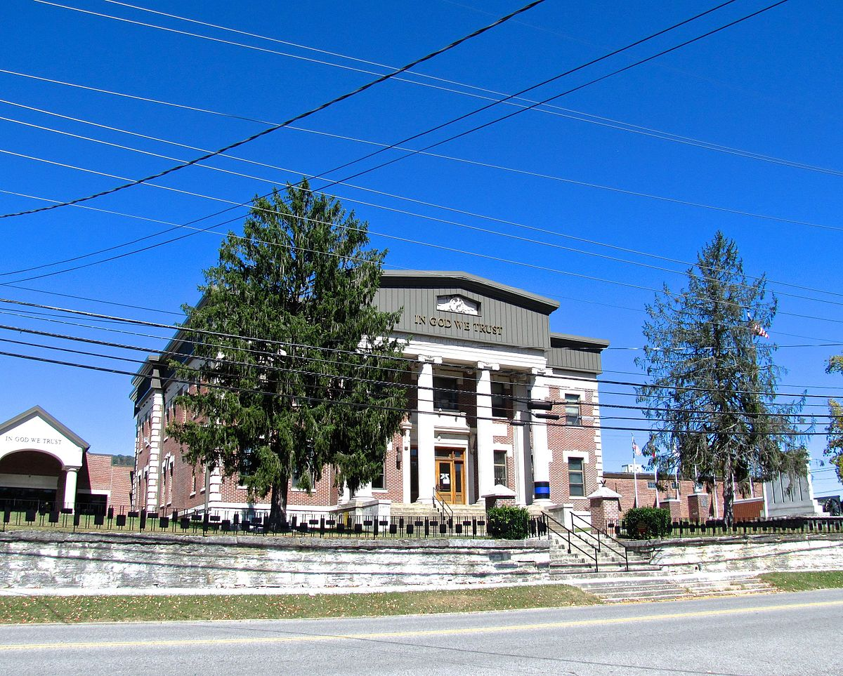 Campbell County, Tennessee - Wikipedia