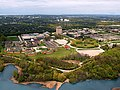 Campus bird's-eye view, Brock University (3920733004).jpg