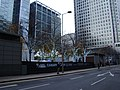 Canary Wharf Ice Rink, viewed from the North Colonnade - geograph.org.uk - 2178612.jpg