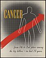 Cancer. From 7th to 2nd place among the big killers... Wellcome L0069830.jpg